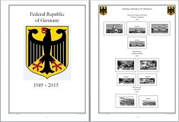 Federal Republic of Germany 2015